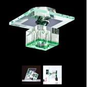 CUBE GREEN plafon 8005/C