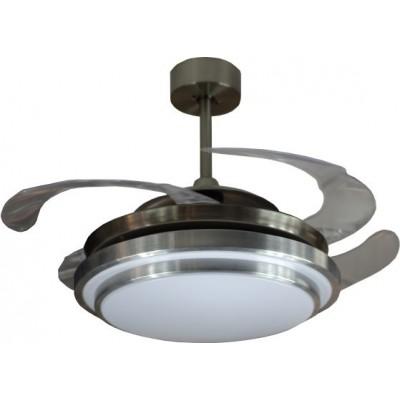Wentylator sufitowy LED FY122