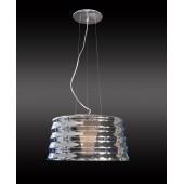 LULU lampa wisząca chrom duża P6027-1-450